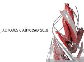Ecco le novità di AutoCAD 2018