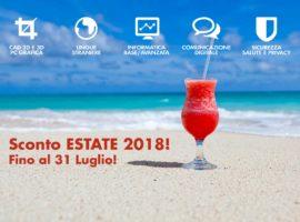 FormadHoc propone la Promozione Estate 2018.