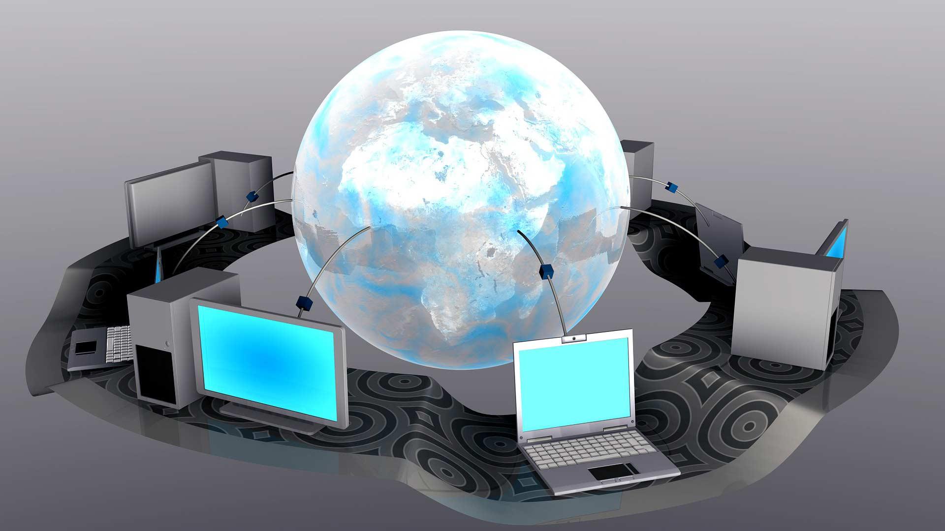 Le reti di calcolatori e il collegamento fra PC e dispositivi.